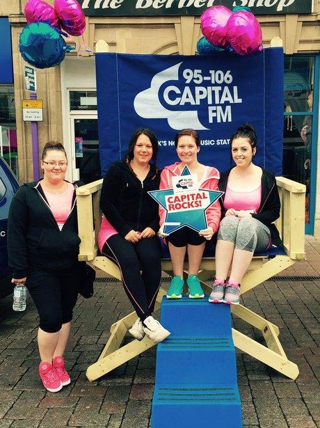 Race For Life - Loughborough