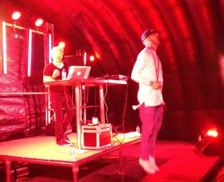 DJ Fresh at Langley Festival