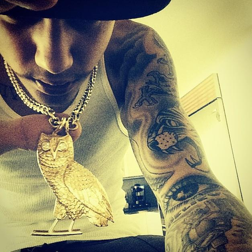 Justin Bieber Tattoo Guide: All The 'Sorry' Star's Designs