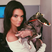 Image 8: Kendall Jenner and dog