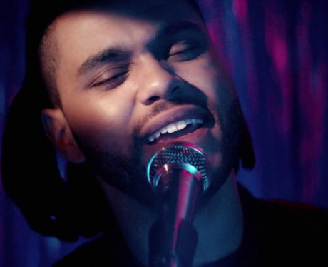 The Weeknd 'Can't Feel My Face' Music Video