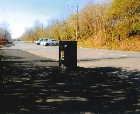 Dawsholm Park, where Karen's bag was found