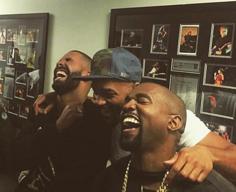 Drake, Will Smith, Kanye West OVO Fest 2015