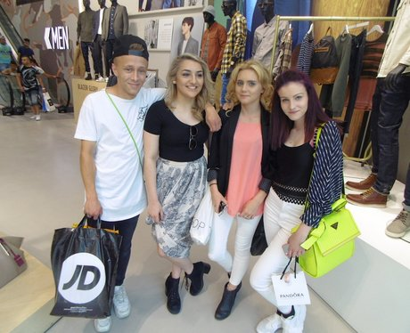 River Island - Win Fusion Festival Tickets!