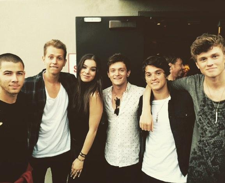 Nick Jonas and The Vamps