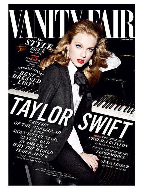 Taylor Swift Vanity Fair 2015