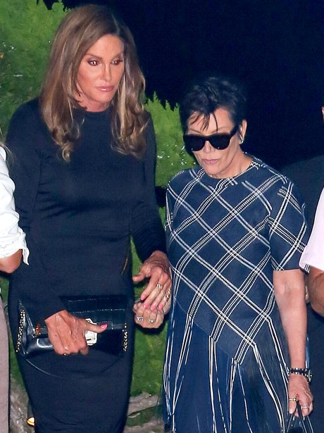 Caitlyn Jenner and Kris Jenner reunite with their