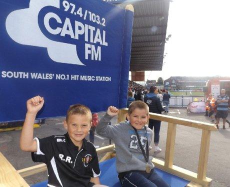 Singha 7's @ Cardiff Blues