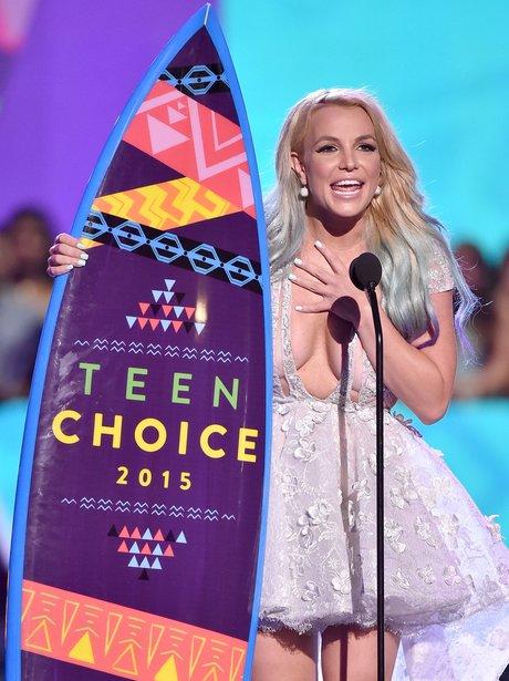 Britney Spears Teen Choice Awards 2015