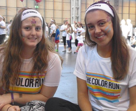 Color Run Came To Birmingham!