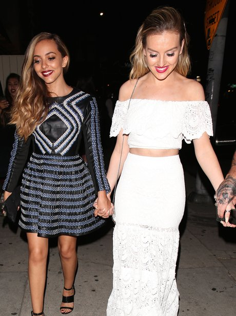 Jade Thirlwall And Perrie Edwards Hookup