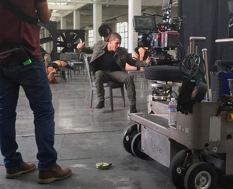 Nick Jonas behind-the-scenes on 'Levels' video