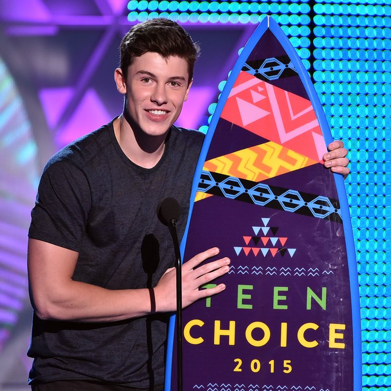 Shawn Mendes Teen Choice Awards 2015