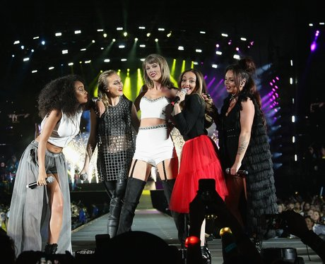 Taylor Swift and Little Mix  1989 Tour