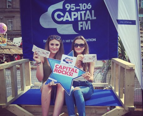 Capital Beach Party - 22nd August