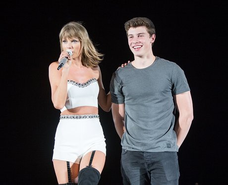 Taylor Swift and Shawn Mendes 1989 Tour