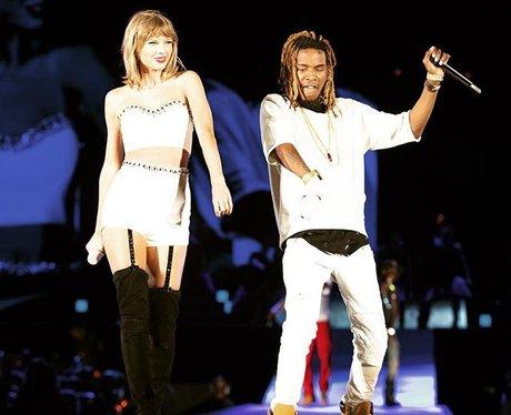 Taylor Swift Fetty Wap
