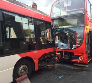 birmingham bus crash kings heath