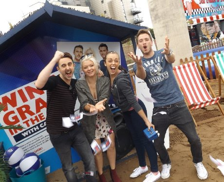 Capital's Grand In The Sand Final 2015!