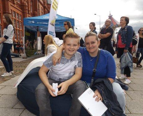 Cardiff Harbour Festival 2015 -Monday
