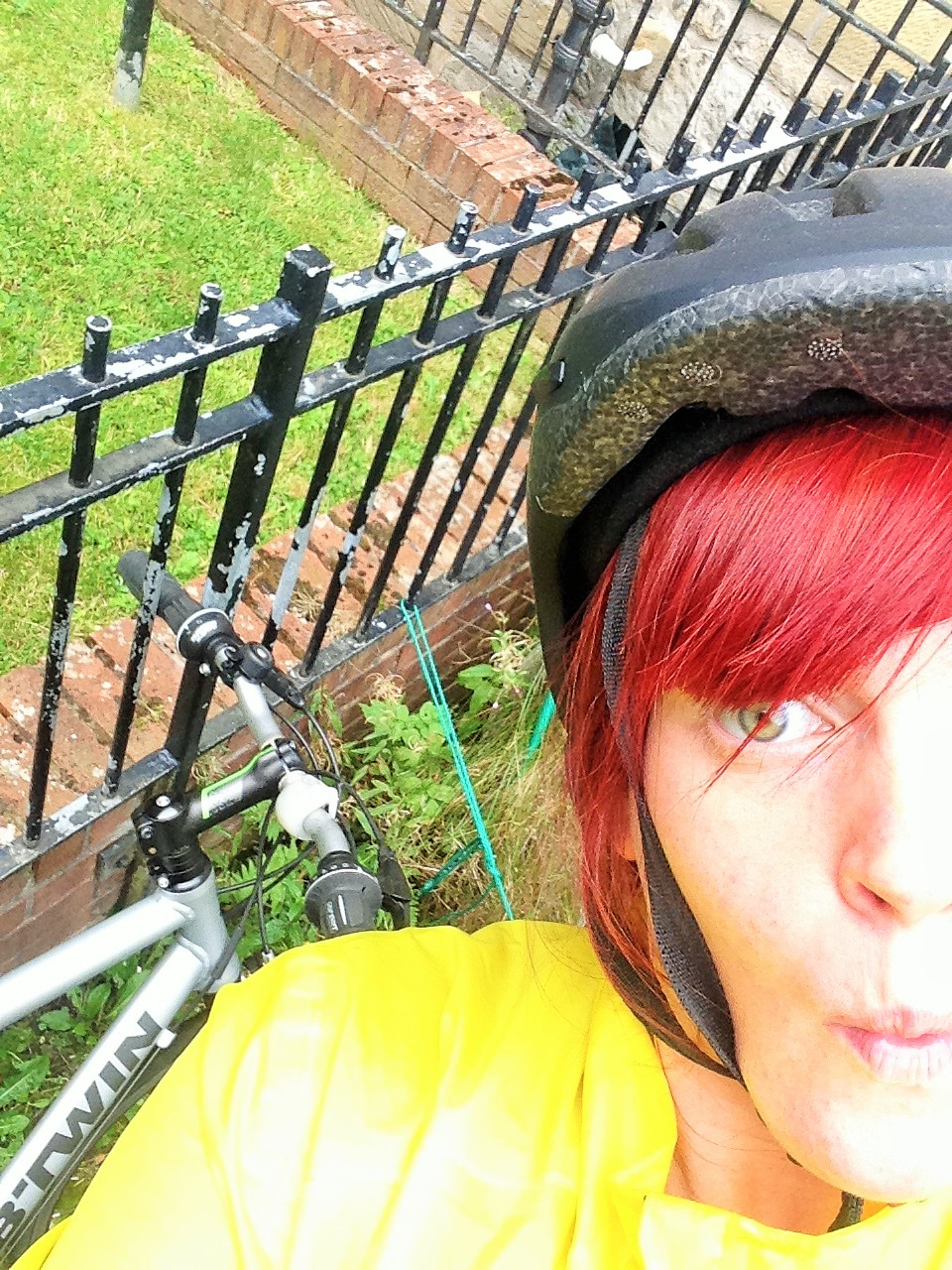 Jennie's Pedal For Scotland Blog
