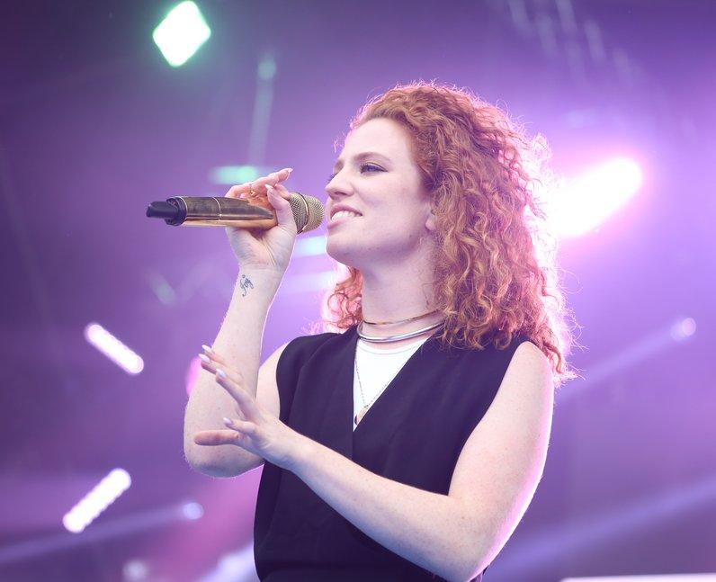 Jess Glynne live at Fusion Festival 2015
