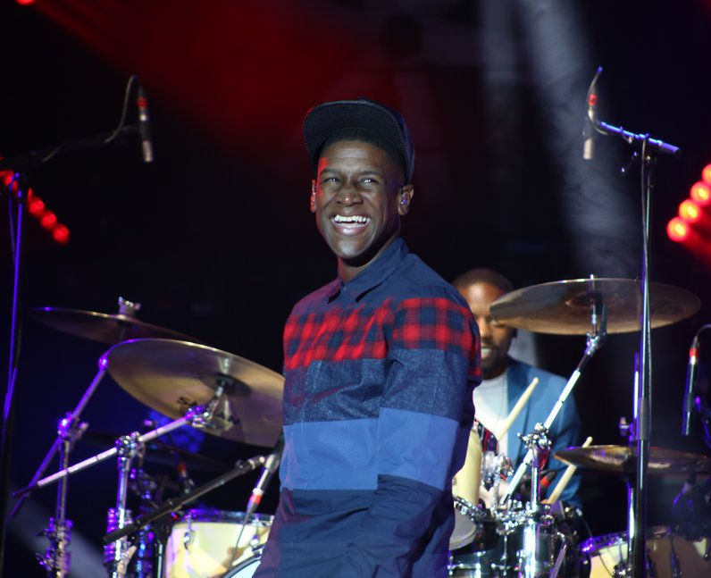 Labrinth live at Fusion Festival 2015