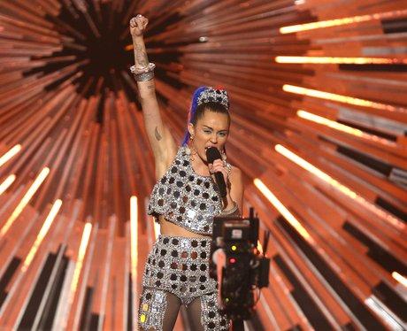 Miley Cyrus MTV VMA's 2015