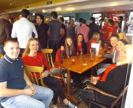 MPG Live @ Brewhouse Wales V Italy