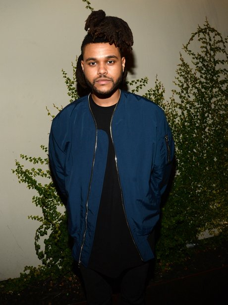 The Weeknd VMA After Party 2015