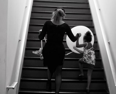 Beyonce and Blue Ivy Instagram