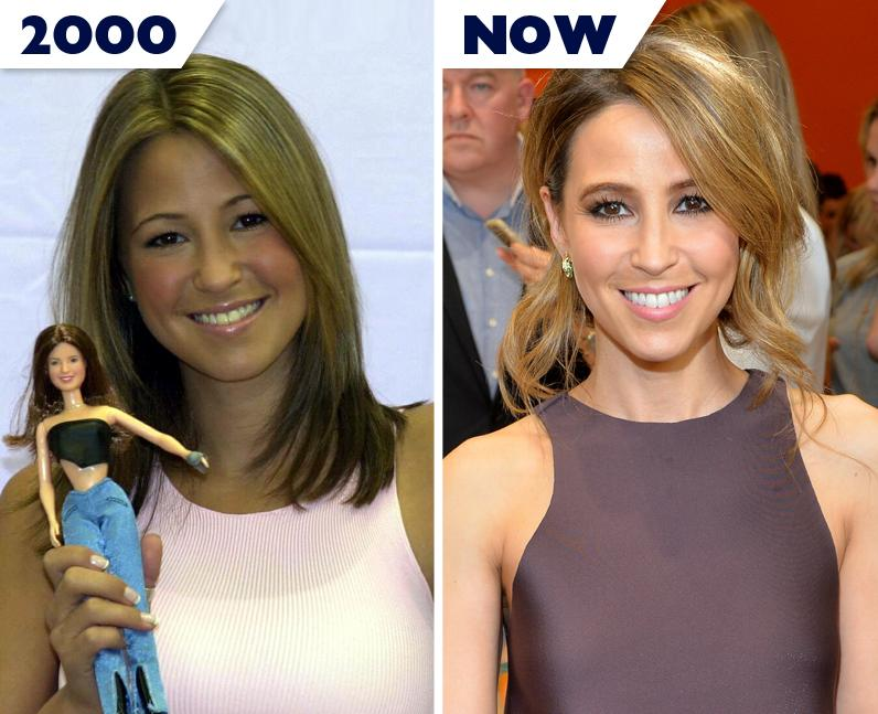 Celebrities who look absolutely nothing like they used to - Page 4 Celebrities-that-havent-aged---rachel-stevens-1441794633-view-1
