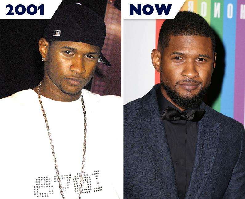 Celebrities That Haven't Aged
