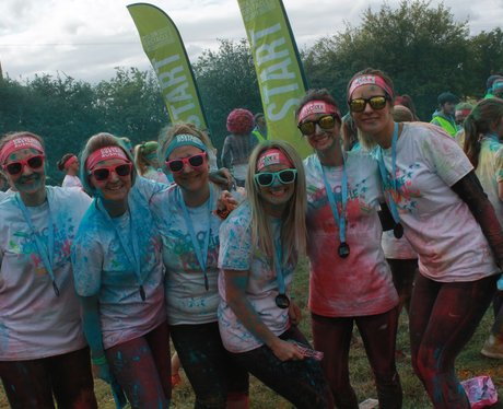 Color Obstacle Rush 05th September 2015 (Part 1)