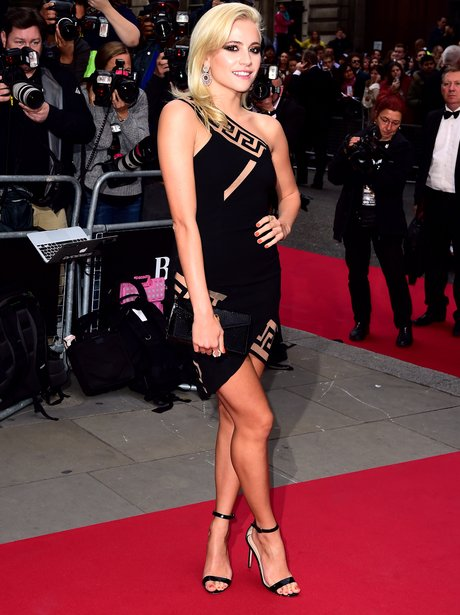 pixie lott gq awards 2015