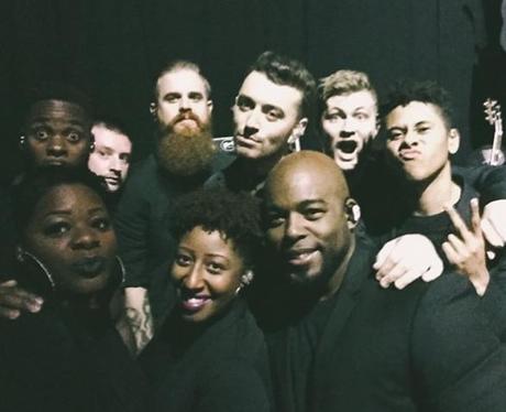 Sam Smith Band Instagram
