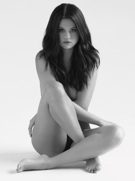 Selena Gomez Revival Album Cover