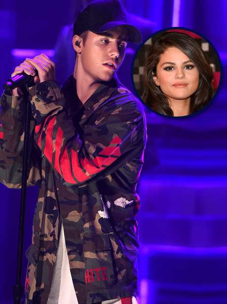 Justin Beiber & Selena Gomez