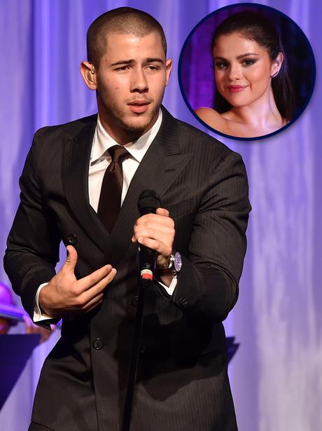 Nick Jonas & Selena Gomez