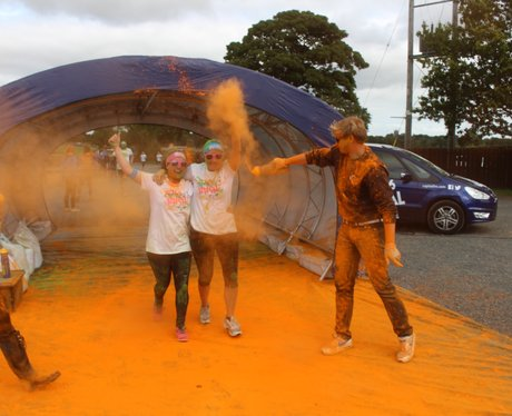 Colour obstacle UK