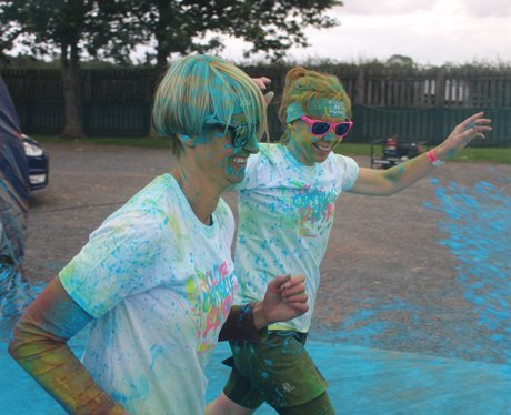Colour obstacle UK Sedgefield