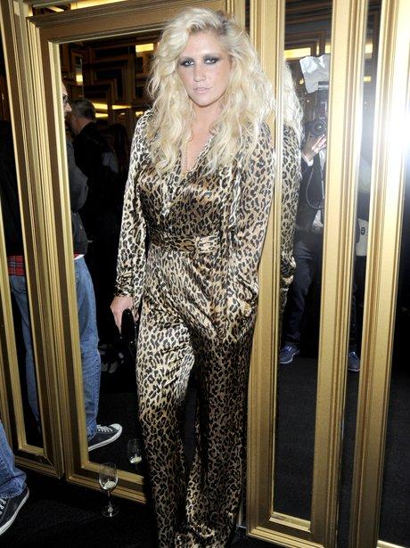 Kesha Leopard Print Jumpsuit