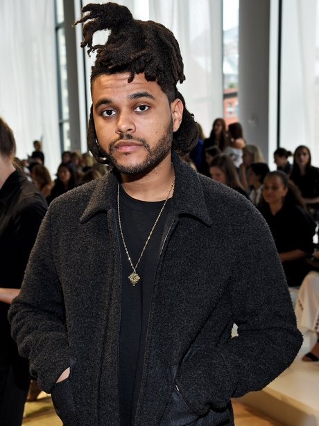 The Weeknd New York Fashion Week