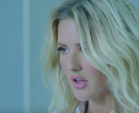 Ellie Goulding On My Mind Video