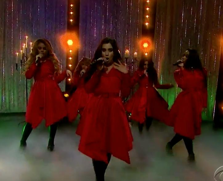 Fifth Harmony TV Performance