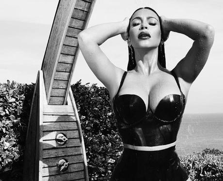 Kim Kardashian Photoshoot