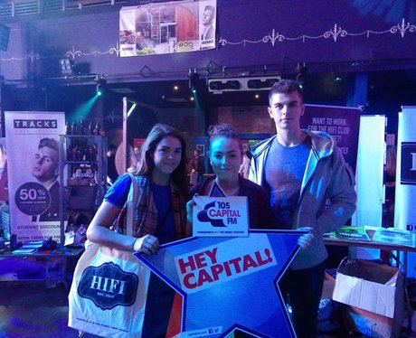 Leeds Fresher's Fair 2015