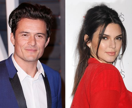 Orlando Bloom and Kendall Jenner
