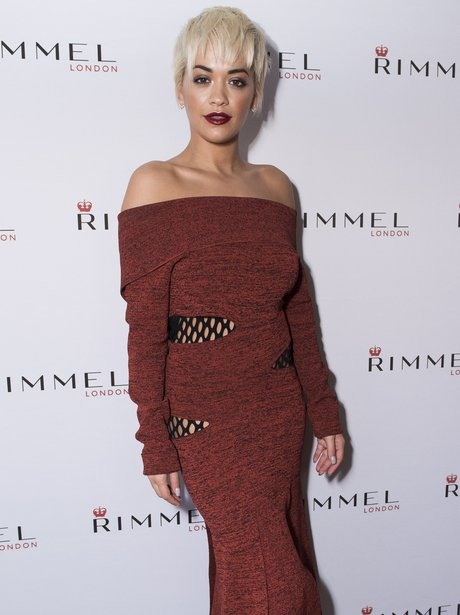 Rita Ora Pixie Crop Rimmel