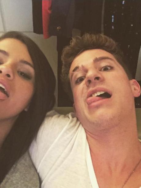 Selena Gomez Charlie Puth Instagram